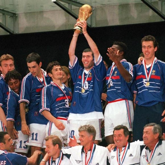 #Throwback Special, France 98 World Cup – Part 2 : 4