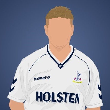 Gazza – The Spurs Years 1988 – 1992