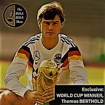 EXCLUSIVE INTERVIEW: Germany's World Cup Winner, Thomas Berthold: 23