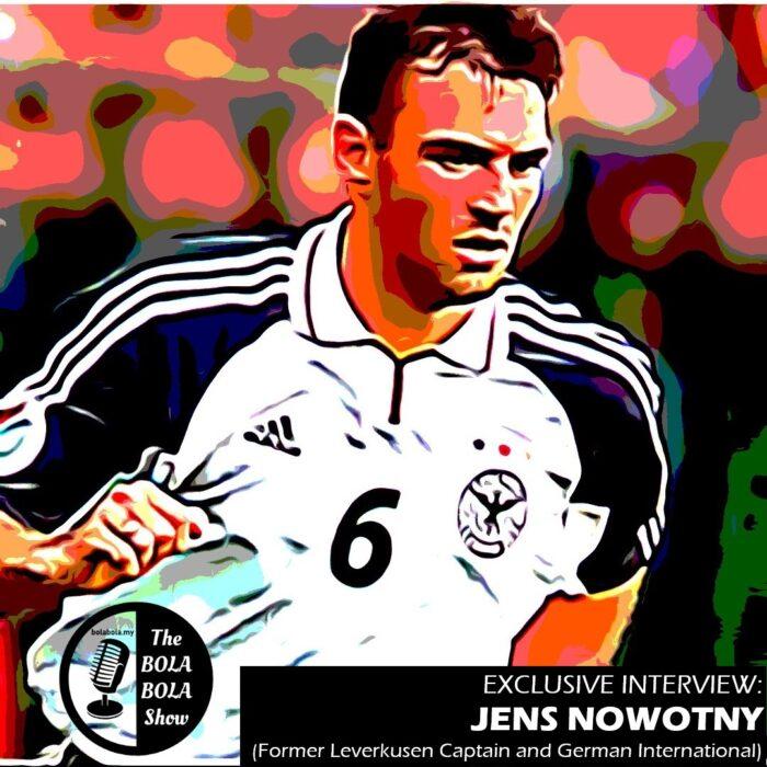EXCLUSIVE INTERVIEW: Former Bayer Leverkusen Captain and German International, Jens Nowotny: 29