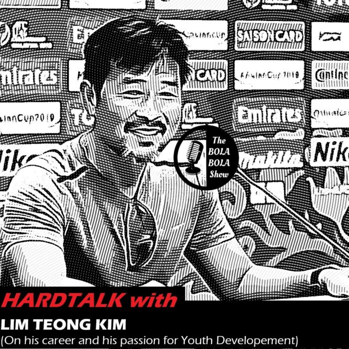 EXCLUSIVE INTERVIEW: Lim Teong Kim, Former Project Director of National Football Development Programme (NFDP): 28