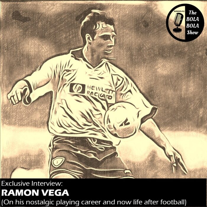 EXCLUSIVE INTERVIEW: Former Spurs and Swiss International, Ramon Vega: 27