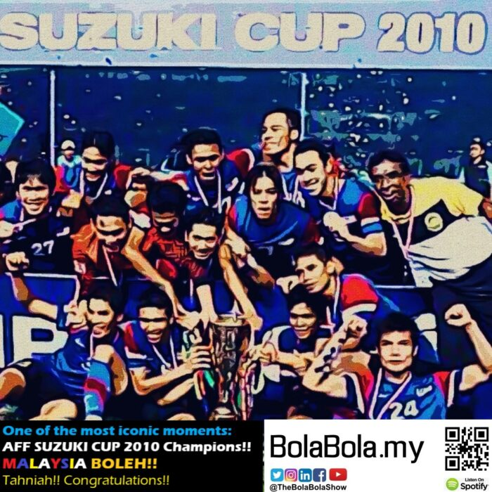 Throwback Special – The 10th Anniversary of the 2010 AFF Suzuki Cup, The Rebirth of Harimau Malaya – Part 2: 34