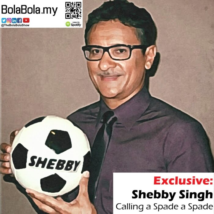 """EXCLUSIVE INTERVIEW: Serbegeth """"Shebby"""" Singh, Calling A Spade A Spade: 41"""