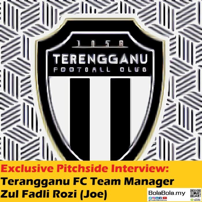 EXCLUSIVE: Pitchside Interview with Terengganu FC's Team Manager, Zul Fadli Rozi : 42