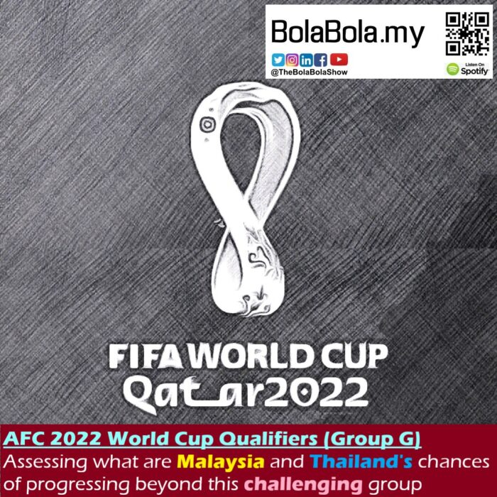 AFC World Cup Qualifier – Malaysia's Run So Far, A Look Into The Upcoming Match Against Thailand: 45