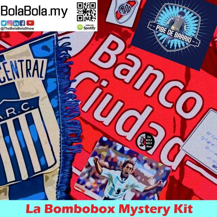 Unboxing La Bombobox Mystery Jersey From Pibe De Barrio