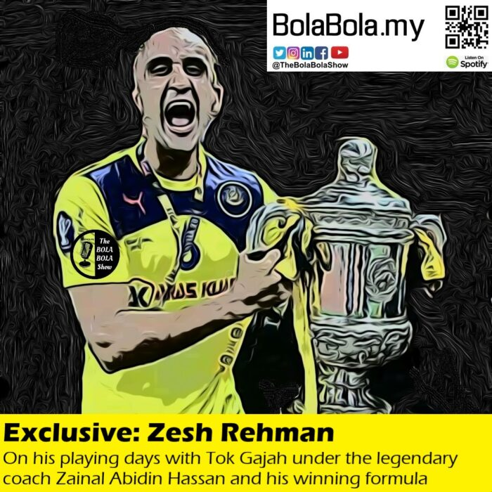 EXCLUSIVE INTERVIEW: Zesh Rehman, A Story From Fulham to Pahang : 52